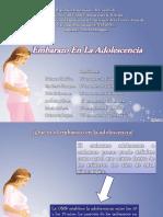 Charla Sobre El Embarazo