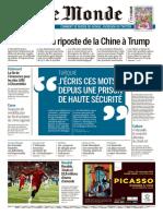 Le Monde [17-06-18]