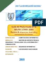 GUÍA_12 ISO /IEC 27001