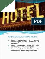 Akuntansi Perhotelan Sebuah Pengantar