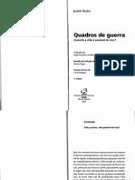 Vida precária vida passível de luto - Butler.pdf