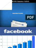 FACEBOOK Statistics Latest Update