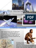 1 Los Materiales y La Humanidad