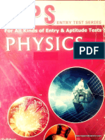 [KIPS Entry Test Series] Physics – 7th Edition