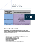 2012 Implementation Strategy