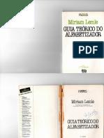 Lemle Guia Teorico Do Alfabetizados[1196]