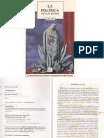 Tenzer LA POLITICA.pdf