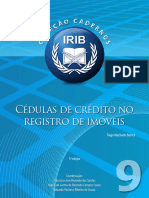 Caderno IRIB - Cédulas de Crédito
