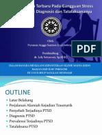Perkembangan Terbaru Pda Ptsd