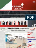 Normativa en Conductores Eléctricos Media Tensión-Victor Durand-CEPER CABLES