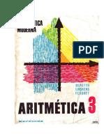 Aritmetica y algebra de Repetto tomo 3