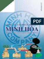 Catalogue Van Minh Hoa_2018