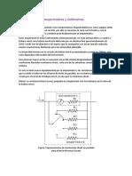 Utilización Como Amperímetros y Voltímetros