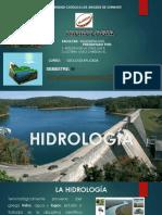 HIDROLOGÍA diapositiva
