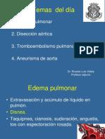 2017. Edema, TEP, Disección, Aneurisma. Cuarto año.pdf