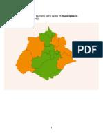 Mapas de Estados Con Municipios