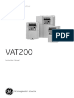Ge Vat200 Manual