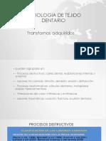 12. Semiologia Tejido Dentario