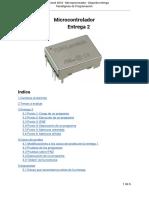 UTN - PDP - TP Funcional 2018 - Microprocesador - 2° entrega