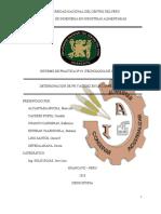 Tecnologia de Carnes Informe 1 (Recuperado)