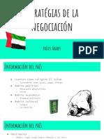 Estratégias de La Negociación(1)