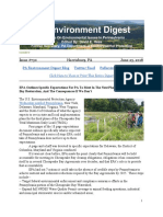 Pa Environment Digest June 25, 2018
