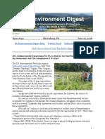 Pa Environment Digest June 25, 2018