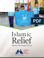 Islamic Relief - Charity, Extremism and Terror