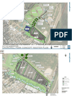 Churchill Park Master plan