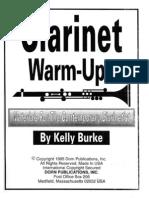 Clarinet Warm-Ups - Kelly Burke