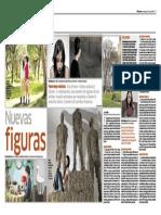 Otero, Diego. (7 de marzo de 2010). Nuevas figuras. El Dominical, pp. 8-9.