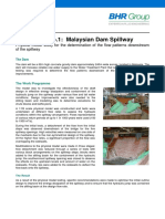 Malaysian Dam Case Studies