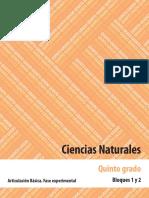 Manual SM de Quinto Grado