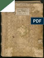 Manuscrito Espejo del gobierno, Filipo de Bérgamo s.xv