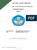 Resume Materi Tema 1
