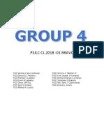 Group 4 Bravo