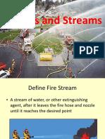 Nozzles and Streams