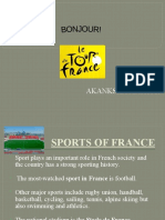 Sports in France