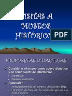 Visitas a Museos Históricos
