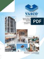 Vasco Catalogue
