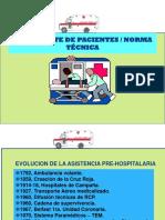 Clase 4 -Transporte de Pacientes