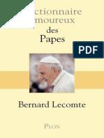 Bernard Lecomte - Dictionnaire Amoureux !