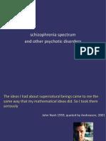 02 Lecture 17-10-17 Schizophrenia