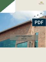 SOIL Interim Placement Report 2017-18-1