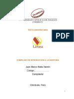 Introducc Auditoria Compilado f Mbg