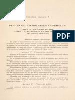 Apendice 1 Pliego de Condiciones Generales Para La Recepcion de Los Cementos Portland Artificiales en Los Servicios de Obras Publicas (1)