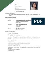 Eloisa Resumeupdated
