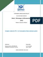 Compte Rendu TP4