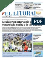 El Litoral Mañana 23-06-2018