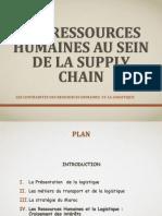 Les Ressources Humaines Au Sein de La Supply